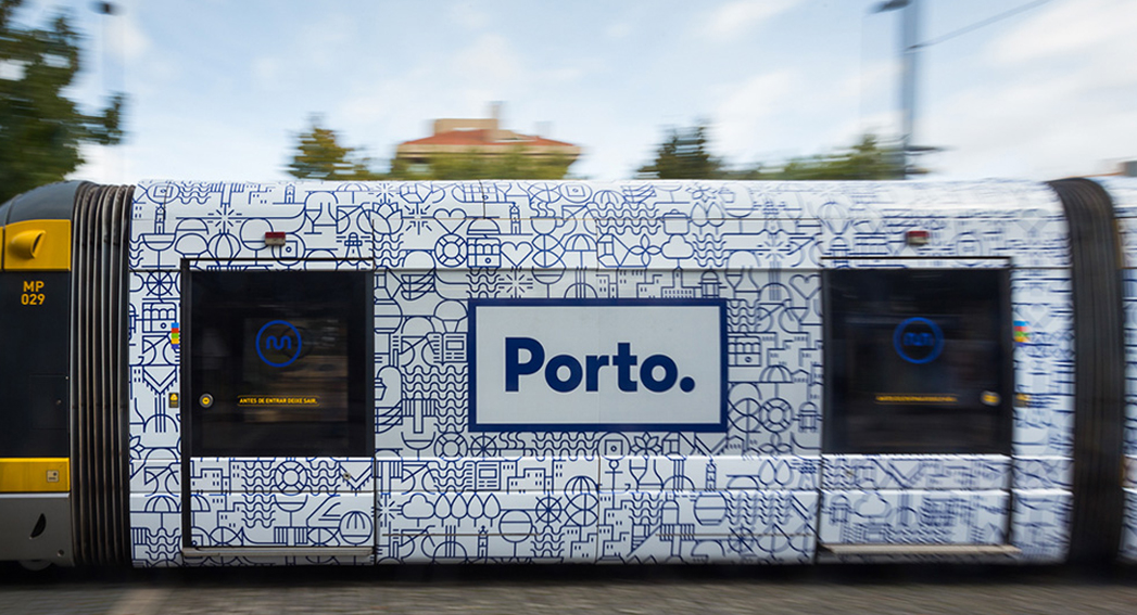 Porto City Branding