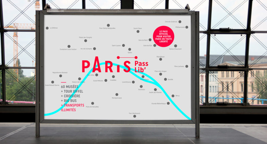 Paris City Branding