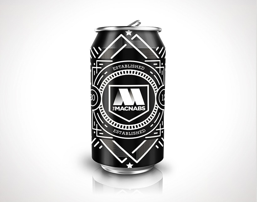 Macnabs Real Estate beer can